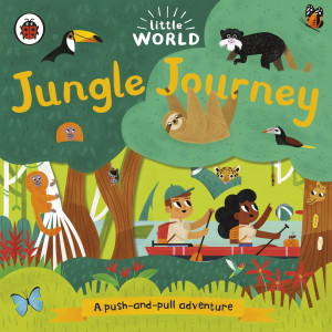 Little World: Jungle Journey : A push-and-pull adventure