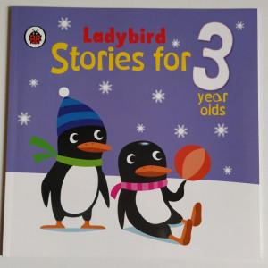 Ladybird Stories For 3 Year Olds  (Limba Engleză 3-5 ani)
