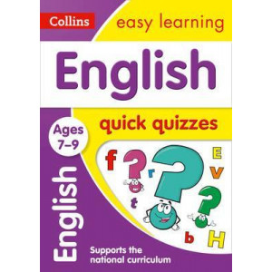 Easy Learning English Ages 7-9