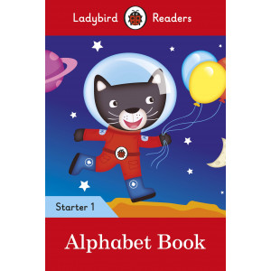 Alphabet Book - Ladybird Readers Starter Level 1