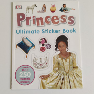 Princess Ultimate Stiker