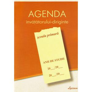 Agenda Învățătorului-Diriginte