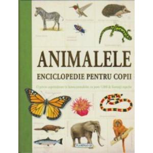Animalele Enciclopedia  pentru copii