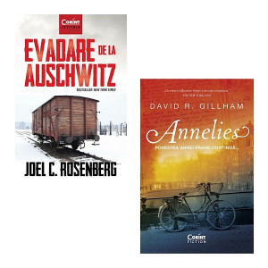 "Pachet Promoțional ""Evadare de la Auschwitz"" și ""Annelies"""