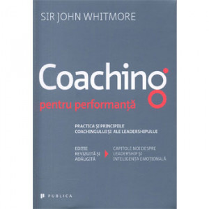 Coaching pentru Performanţă