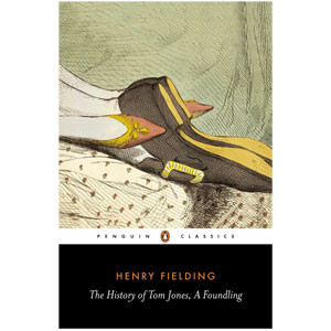 The History of Tom Jones, A Foundling [eBook]