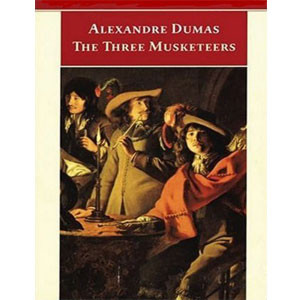 The Three Musketeers [eBook]