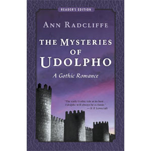 The Mysteries of Udolpho [eBook]