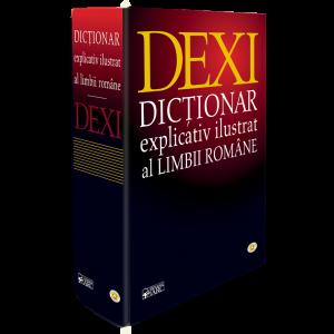 DEXI. Dictionar explicativ ilustrat al Limbii Romane