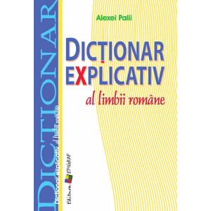 Dicţionar explicativ al limbii române