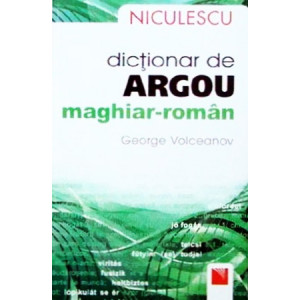 Dicționar de argou maghiar-român