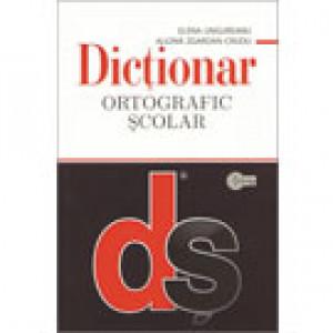 Dicționar Ortografic Școlar [Copertă tare]