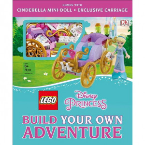 Build Your Own Adventure LEGO (Limba Engleză 5-9 ani)