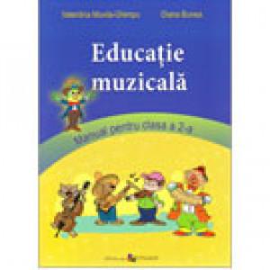 Educaţie Muzicală. Manual pentru Clasa a 2