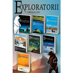 EXPLORATORII. Setul Complet Volumele 1-7