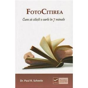 FotoCitirea. Cum să Citeşti o Carte în 7 minute