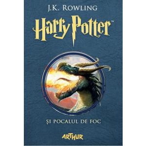 Harry Potter și Pocalul de Foc Vol. 4 (13-18 ani)