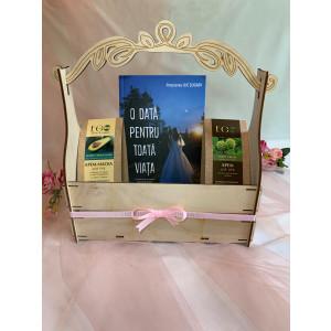 """Gift Box, 8 Martie ,,O Dată pentru Toată Viața"""""""
