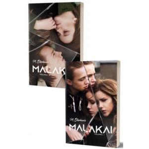 "Pachet ""Malakai"", Vol. 1 + Vol. 2"