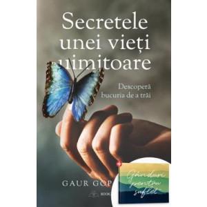 Secretele unei vieți uimitoare! Descoperă bucuria de a trăi