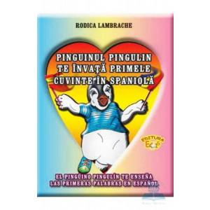 Pinguinul Pingulin te învață primele cuvinte în spaniolă