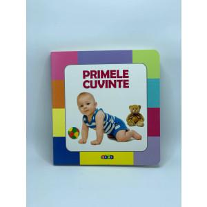 Primele Cuvinte Prima Mea Carte cu Imagini (0-2 ani)