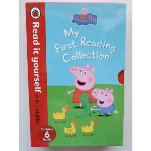 My first reading collection (Limba Engleză 5-9 ani)