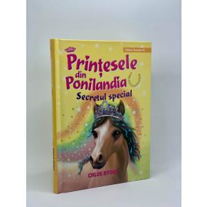 Prințesele din Ponilandia. Secretul Special