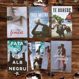 Noul Pachet Promoțional: Setul de 5 cărți Bestseller (Livrare Gratis în Moldova)