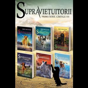 SUPRAVIEȚUITORII. Setul Complet Volumele 1-6