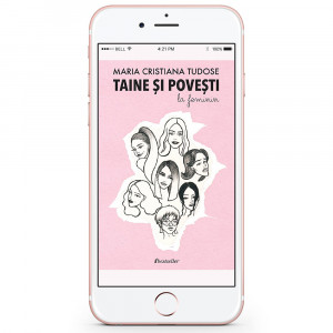 Taine și povești la feminin [Carte electronică]