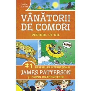 Vânătorii De Comori Vol.2. Pericol Pe Nil