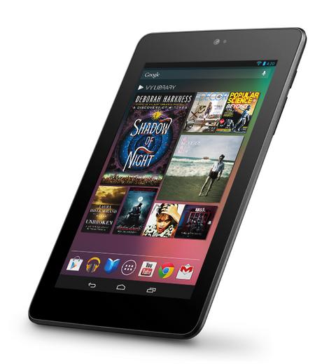 Tabletă Nexus 7