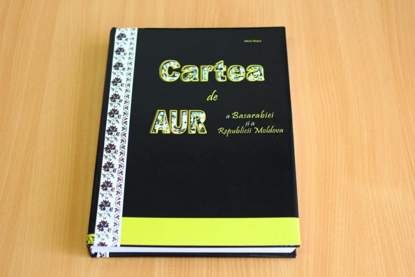 Cartea de Aur a Basarabiei si a Republicii Moldova