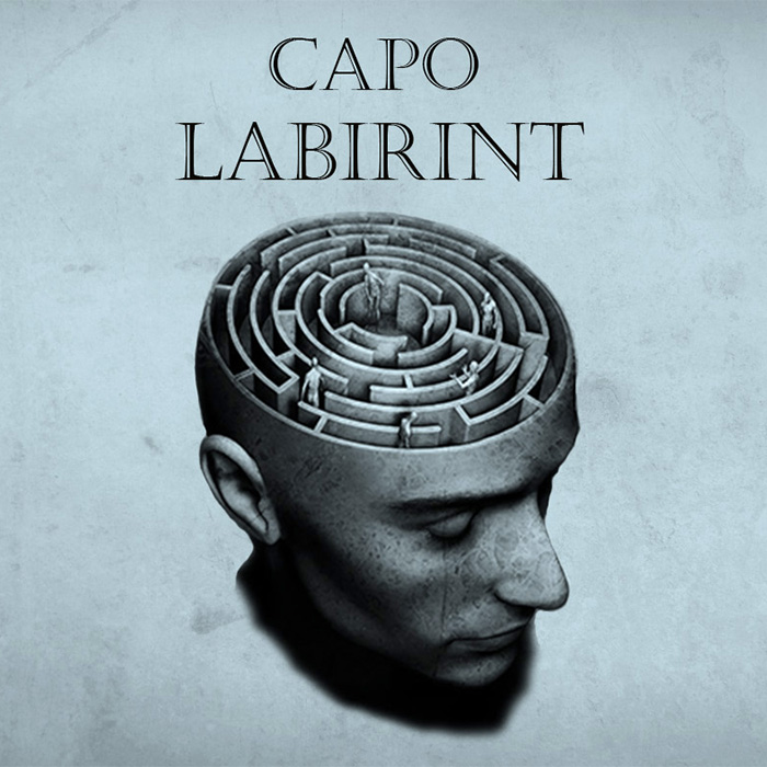 Capo Labirint Front Cover