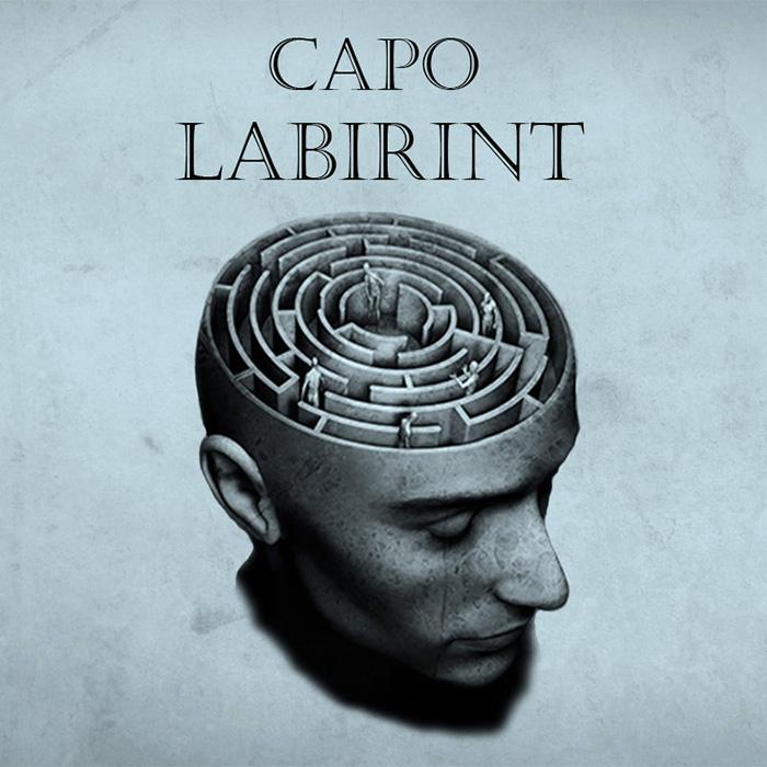 Capo Labirint Front Cover