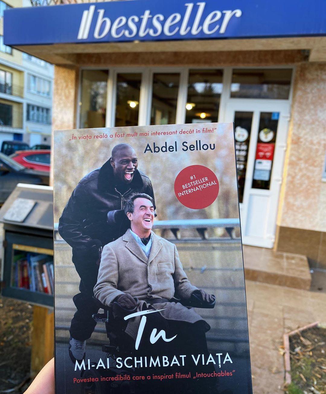 Tu mi-ai schimbat viața de Abdell Sellou Editura Bestseller